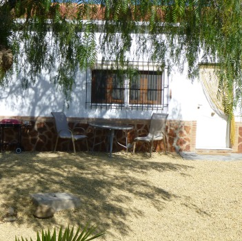 orange-grove-sleeps-2 for holidays in Almeria