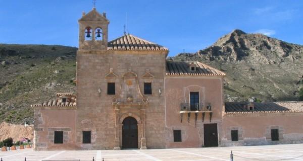 Saliente Monastery in Almeria