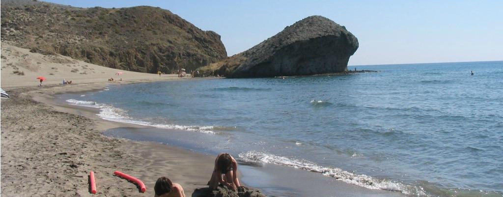 Fantastic Cabo de Gata Beach