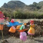 piñata's of old ladies