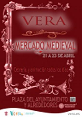 Medieval Market Poster