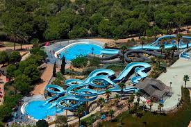 Waterpark opening soon Vera Almeria Spain