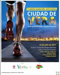 Vera Half Marathon 2017