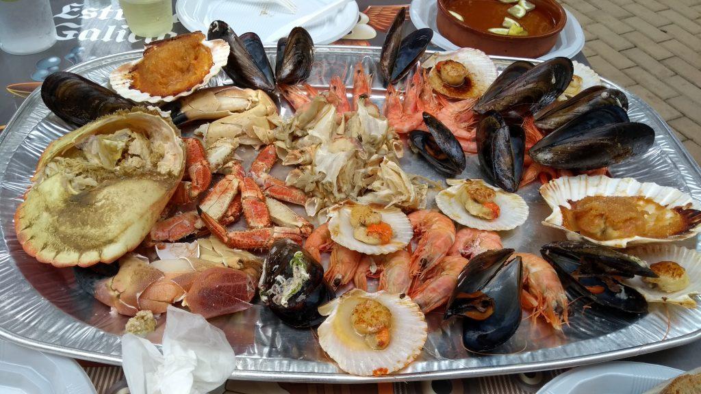 Seafood Fair In Vera