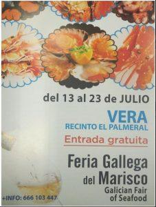 Vera Seafood fayre