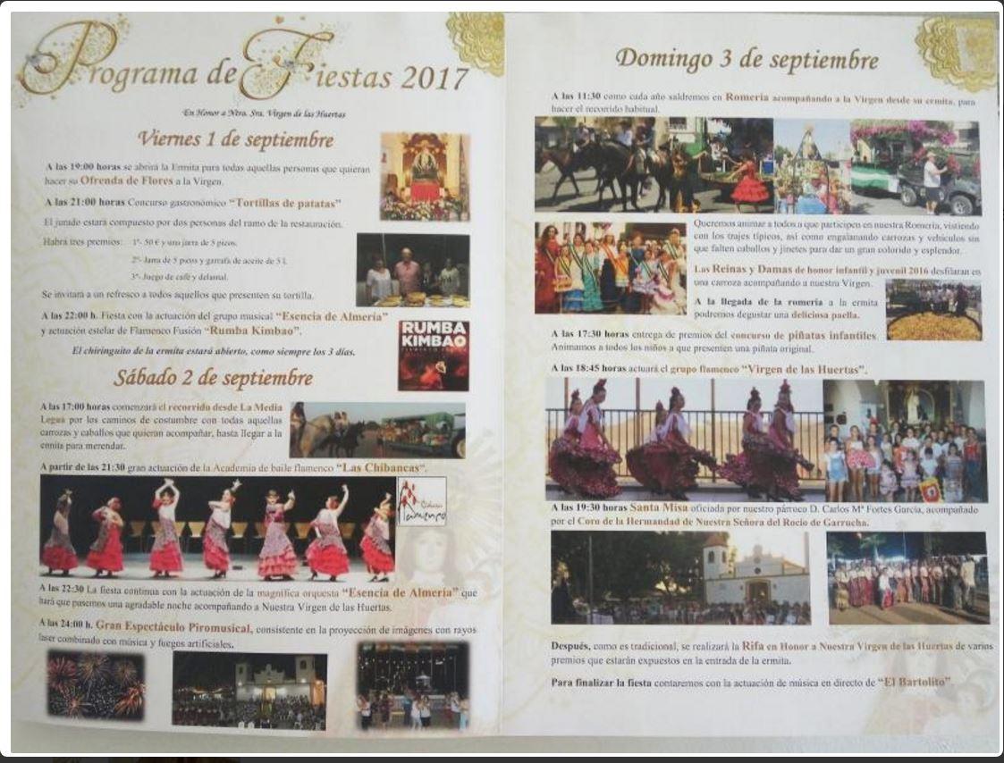 Romeria Programme